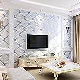 Longless Tapeten, europäischen, Vliesstoffe, Wallpaper, einfach, modern, TV, Hintergrund, Hintergrundbild, Wohnzimmer, Schlafzimmer, Tapeten, 10*0.53M
