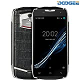 Rugged Smartphone, DOOGEE T5 IP67 Waterproof SIM Free Mobile Phones Unlocked - WCDMA 3G 4G/LTE FDD Android 6.0 Smartphones - 4500mAh Tough dual SIM Phone - 3GB RAM+32GB ROM plus 5MP+13MP Cameras - Dual Appearance