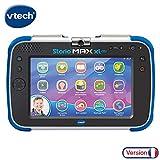 VTech - Tablette Storio Max XL 2.0 bleue - Tablette enfant 7 pouces, 100% éducative
