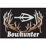 DWD Bowhunter Rack with Broadhead