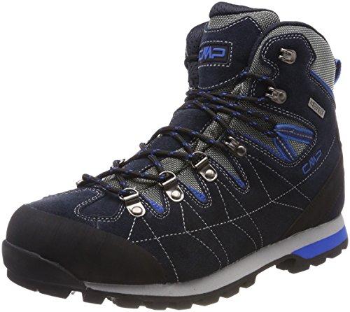 CMP Herren Arietis Trekking- & Wanderstiefel, Blau (Black Blue N950), 47 EU