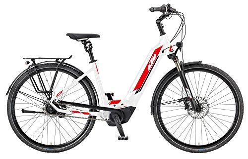 KTM E-Bike Cento 10 Plus CX5 13,4 Ah Damen weiß 2018