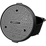BBQ-Scout Deluxe Dutch Oven #12