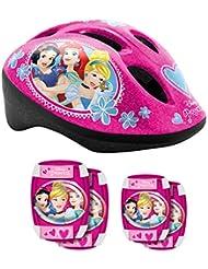 Stamp K887507Set de protección para bicicleta niña, color rosa