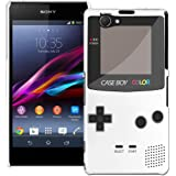 Sony Xperia Z1 Compact H�lle Hardcase (Harte R�ckseite) Case H�lle Cover -