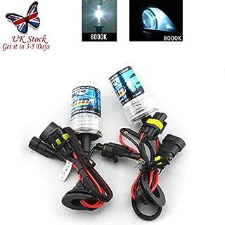 autofather 55W 9005/H10HID Xenon Scheinwerfer Ersatz bulbs-2PCS Leuchtmittel