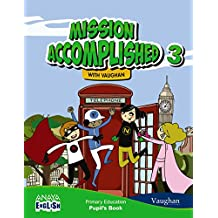 Mission Accomplished 3. (Anaya English) - 9788467848458
