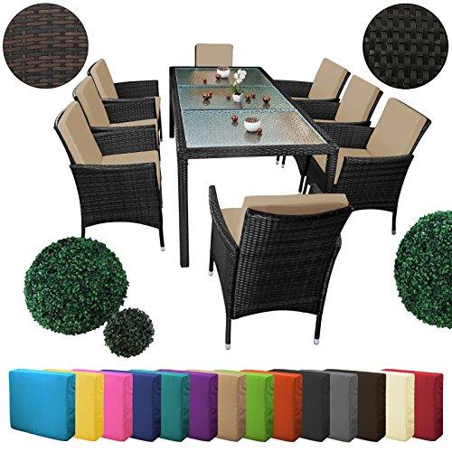 rattan essgruppe 8 personen bestseller shop f r m bel und einrichtungen. Black Bedroom Furniture Sets. Home Design Ideas
