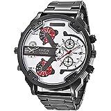 Clearance Sale! YANG-YI Men's Fashion Luxury Watch Stainless Steel Sport Analog Quartz Mens Wristwatch - B07H7ZC7NJ