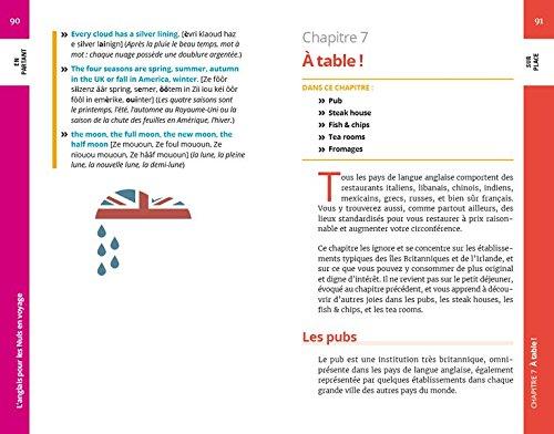L Anglais Pour Les Nuls En Voyage Edition 2017 18