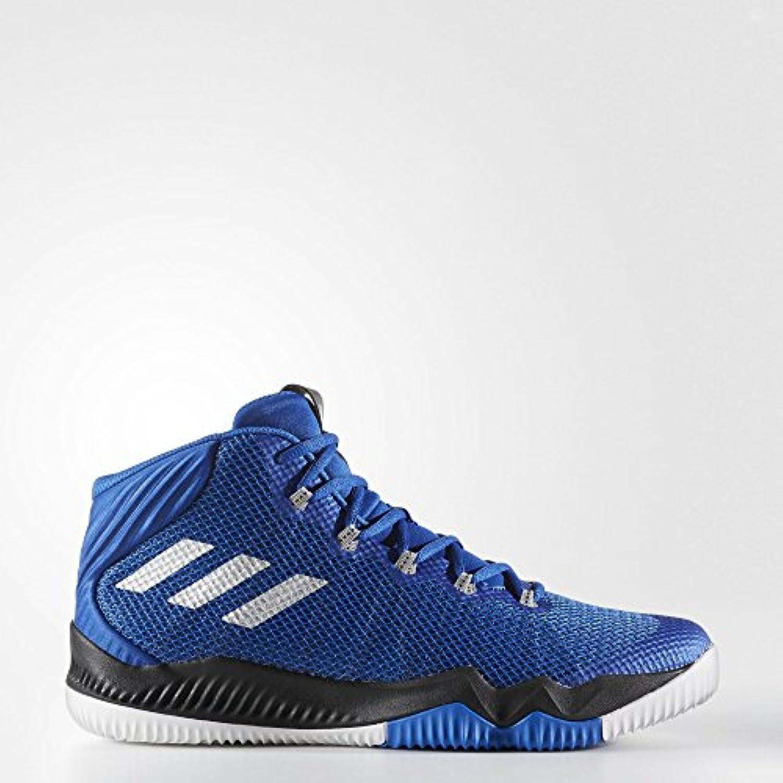 Adidas Crazy Hustle, Zapatillas de Baloncesto para Hombre, Azul (Azul/(Reauni/Plamet/Azul) 000), 40 EU  -