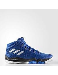 the best attitude 3bb79 8e5e1 adidas Crazy Hustle, Scarpe da Basket Uomo, Blu (ReauniPlametAzul