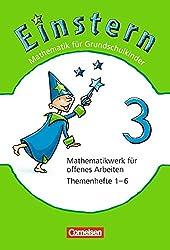 Einstern - Bisherige Ausgabe: Band 3 - Themenhefte 1-6 und Kartonbeilagen im Schuber: Zum mehrjährigen Gebrauch