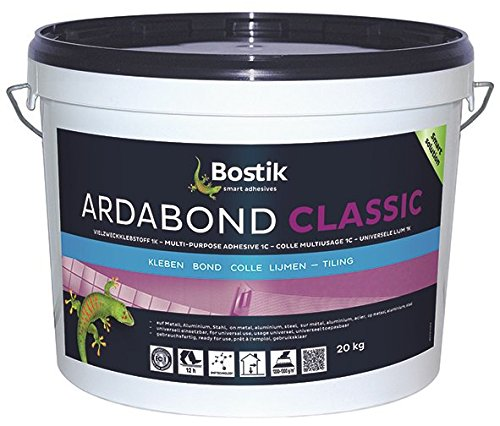 Bostik Ardabond Classic Ardal Dispersions Fliesenkleber 911 20.0 Kg Eimer
