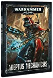 Warhammer 40.000: Codex Adeptus Mechanicus (HB, ENGLISH, 8. Edition)