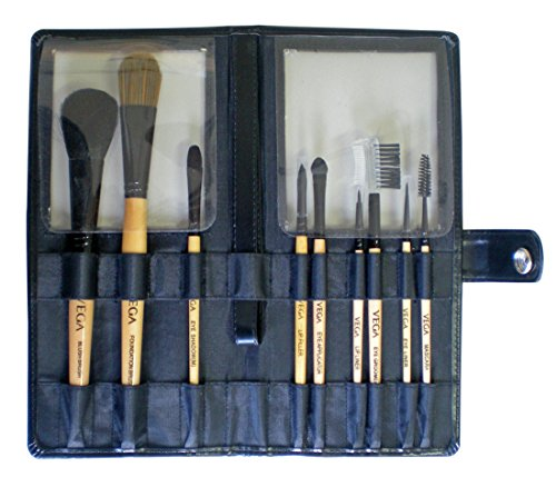 Vega Set of 9 Brush