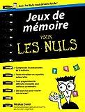 Jeux de mémoire poche pour les Nuls