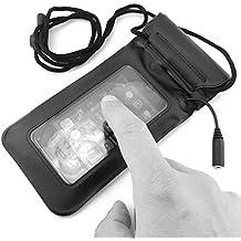 kaiova Premium Unterwasser Tasche für Alle 4,7 Zoll - 11,93 cm Smartphones - Wasserdicht, Staubdicht, Waterproof, Reise, Urlaub, Strand, Bade- Tasche,- Beutel,- Hülle,- Case, Cover, Beachbag