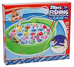 Fische Fangen Spiel