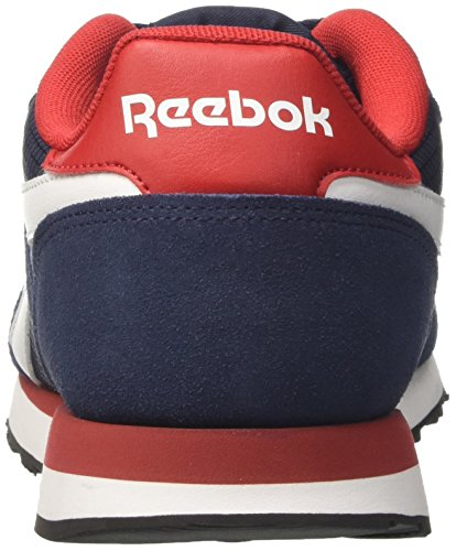 Reebok Bd5614, Scarpe da Trail Running Uomo Blu (Coll Navy/Scarlet/White)