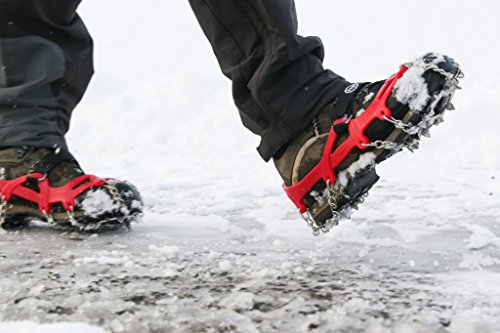 Pogu POGU_ICE_SPIKES_DE_LGE - Cadenas para zapatos (tallas 45 a 48)