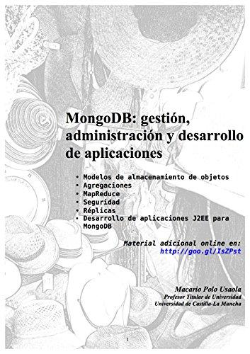 MongoDB: gestión, administración y desarrollo de aplicaciones
