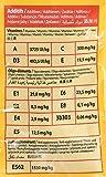 AIME Nourriture pour Cochon d'Inde, NUTRI'BALANCE SAVOUR MIX Repas mélange varié vitamine C, 900g - Lot de 4