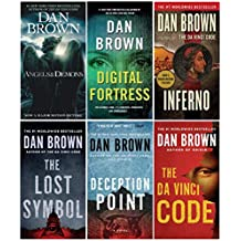 Inferno Dan Brown Collection 6 Books Set [Paperback]