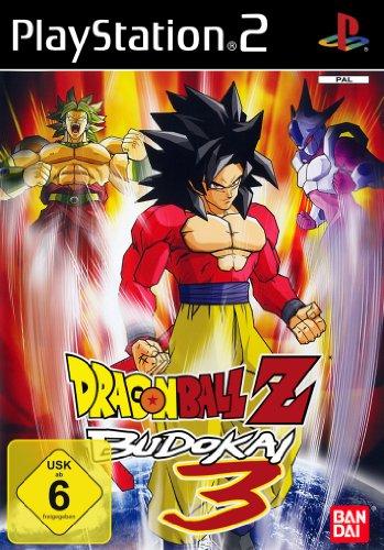 Dragonball Z: Budokai 3 [Software Pyramide] (Budokai Tenkaichi 2 Ps2)