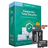 SOFTWARE ANTIVIRUS KASPERSKY 2019 TOTAL SECURITY 5...