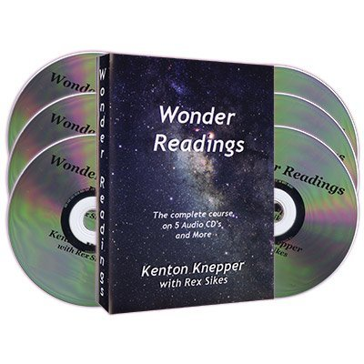 mms-wonder-readings-6-cd-set-by-kenton-knepper-with-rex-sikes-trick-by-m-ms