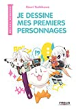 Je dessine mes premiers personnages (Mangaka junior) - Format Kindle - 9782212597288 - 6,99 €