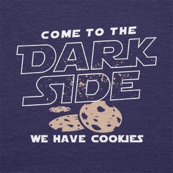 TEXLAB - We have Cookies - Herren T-Shirt Navy