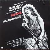 "BETTE MIDLER / ALAN BATES / The Original Soundtrack Recording / THE ROSE / 1979 / Bildhülle mit ORIGINAL illustrierter Innenhülle / ATLANTIC # ATL 50681 / Deutsche Pressung / 12"" Vinyl Langspiel Schallplatte -"