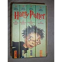 Harry Potter ZauberBox, 4 Bände im Schuber