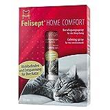 Felisept Home Comfort Beruhigungsspray 30ml   Umgebungsspray mit pflanzlichem Beruhigungsmittel & natürlicher Katzenminze für Katzen   Steigert Wohlbefinden & Entspannung