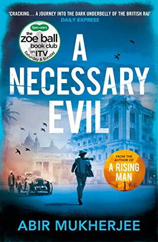 A Necessary Evil: Sam Wyndham Book 2 (Personal Cover Weather)
