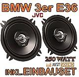 BMW 3er E36 - Lautsprecher - JVC CS-J520 - 13cm Koaxe