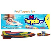Kids Learn to Swim Toypedo Underwater Swimming Pool Game Torpedo Toy
