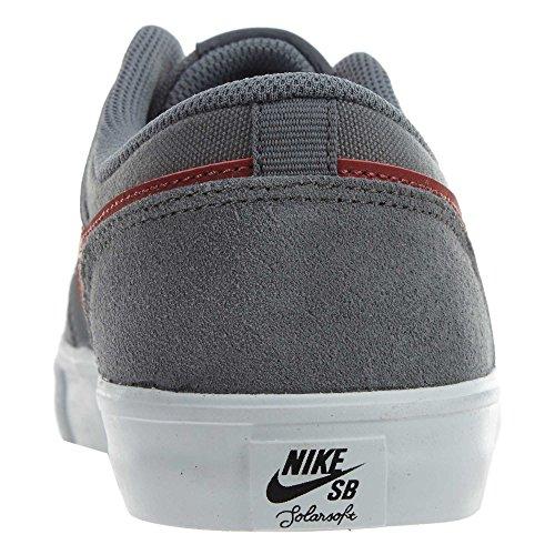 Nike Herren SB Portmore II Solar Skateboardschuhe Cool Grey/Cedar-white-black