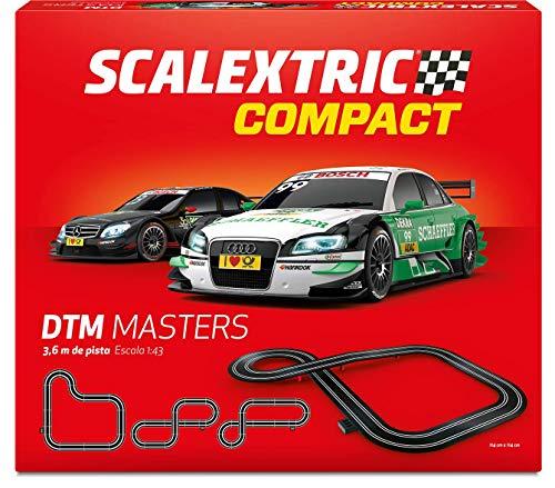 SCALEXTRIC-Circuito, color, 7 (SCALE COMPETITON XTREME