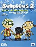 Salpicos - Portuguese course for children: Livro de Atividades (A1) 2 (Novo Acor