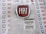 Original Fiat 500Front Bumper Badge/Emblem–51932710