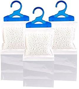 Sichler Haushaltsgeräte Schrankentfeuchter: 3er-Set...