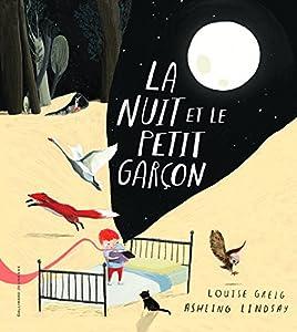 vignette de 'La Nuit et le petit garçon (Louise Greig)'