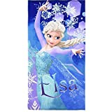 Die Eiskönigin Badetuch Strandtuch Elsa