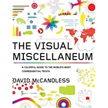 The Visual Miscellaneum: A Colorful Guide to the World's Most Consequential Trivia[ THE VISUAL MISCELLANEUM: A COLORFUL GUIDE TO THE WORLD'S MOST CONSEQUENTIAL TRIVIA ] By McCandless, David ( Author )Nov-01-2009 Paperback