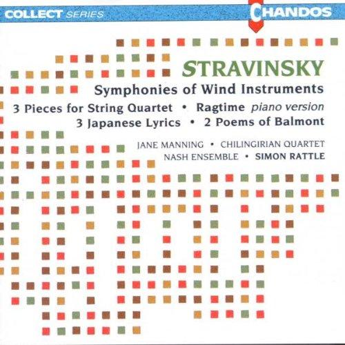 Stravinsky: Symphony of Wind Ins...