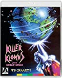 Killer Klowns From Outer Space [Dual Format Blu-ray + DVD]