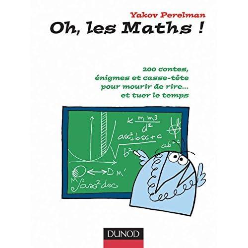 Oh, les maths !